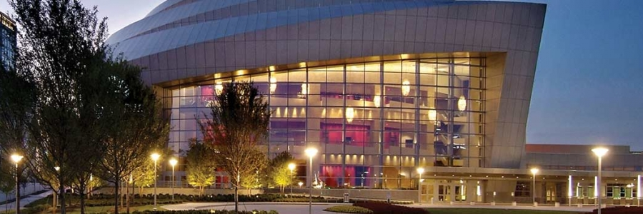 Cobb Energy Performing Arts Center, exterior photo