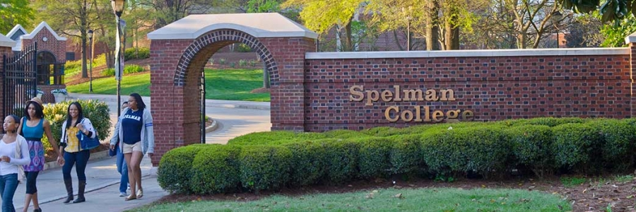 Spelman College, exterior photo