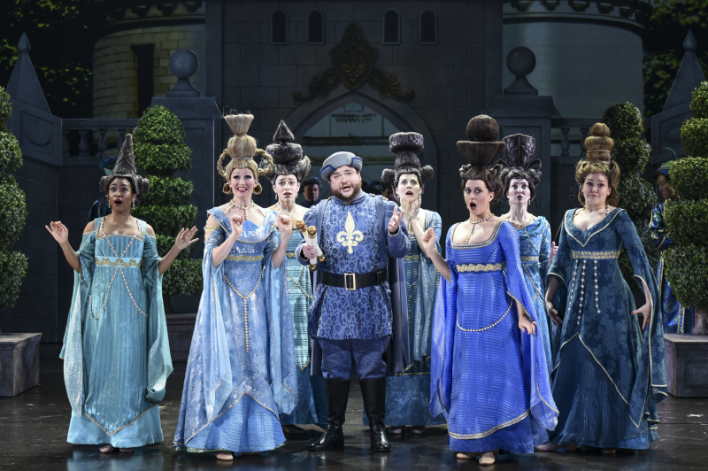 Ever After // Jan 16–Feb 17, 2019 // Coca-Cola Stage // Alliance Theatre